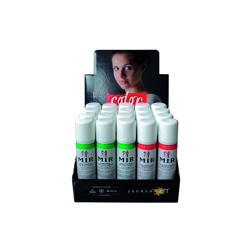 Expo-Display Aerosoles 20x250 ml