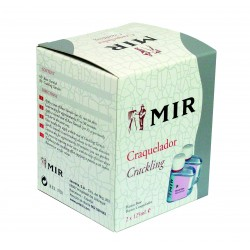 MIR 125ml. SET DE CRAQUELADO (2 x 125ml)