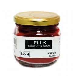 Pure Powdered Pigments MIR 150ml CARMINE