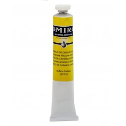 MIR Acrylic Creamy tube 60ml. CADMIUM YELLOW LEMON