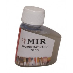 MIR 125ml. SATIN VARNISH OIL