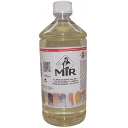 MIR 1000ml. OIL COLOUR CLASSIC DAMMAR VARNISH