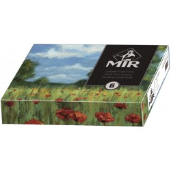 MIR OILS POPPY CASE
