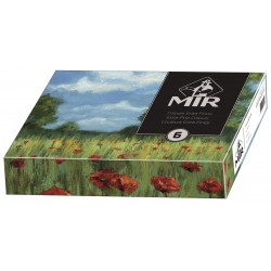 MIR ACRYLIC POPPY CASE