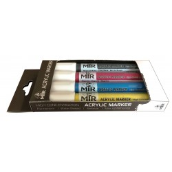 MIR Acrylic Marker SET x 4...