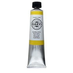 GARVI ÓLEO Tubo 200ml.  AMARILLO REAL