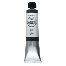 GARVI OIL Tube 200ml. BLACK