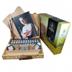 MIR OILS ACADEMY BOX No4