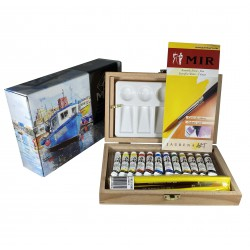 MIR Watercolors Academy Box